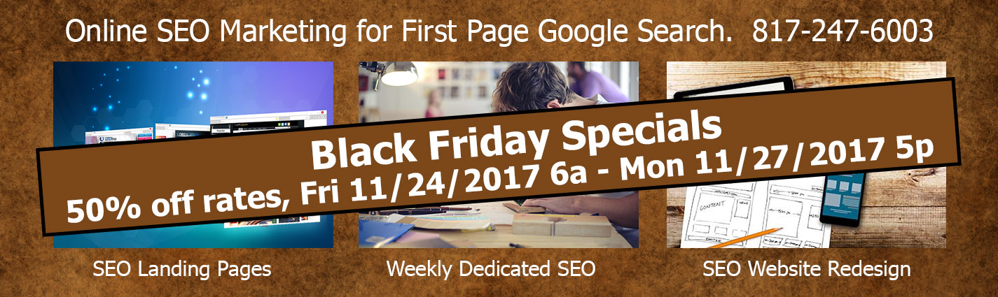 Click for Our SEO Packages Details
