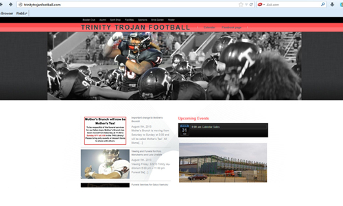 Trinity-Trojan-Website-Old