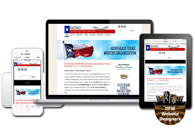 Responsive Design - DFW Website Designers