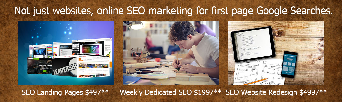 Click for Our SEO Packages