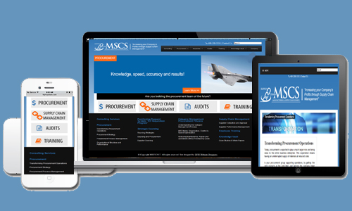 MSCS New Website