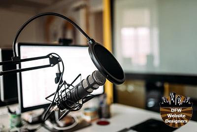 Business Podcasting https://DFWWebsiteDesigners.com