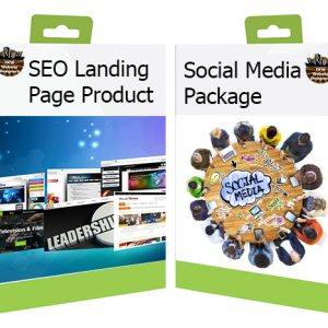DFW Website Designers Landing Page & Social Media