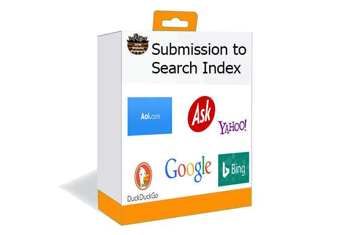 DFW Website Designers - Search Engine Submission