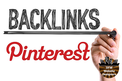 Now Pinterest is Valuable for Website Backlinks http://dfwwebsitedesigners.com