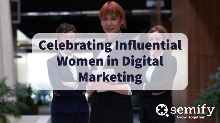 Influential Women in Marketing